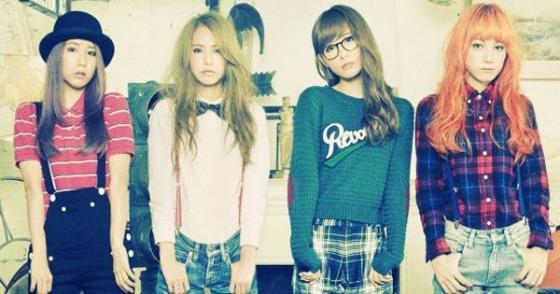 Cover, SCANDAL, Hello World, Tomomi, Haruna, Rina, Mami